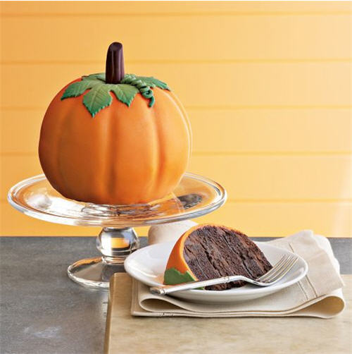 Williams-Sonoma Pumpkin Cake