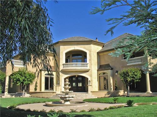 $10.4 Million Private Custom Home in Blackhawk, California