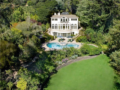 $12.7 Million Majestic European Estate in Ross, California