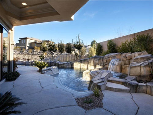 $2.4 Million Tri-Level Estate in Henderson, Nevada