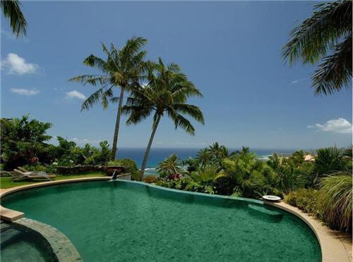 Mediterranean Estate in Honolulu, Hawaii