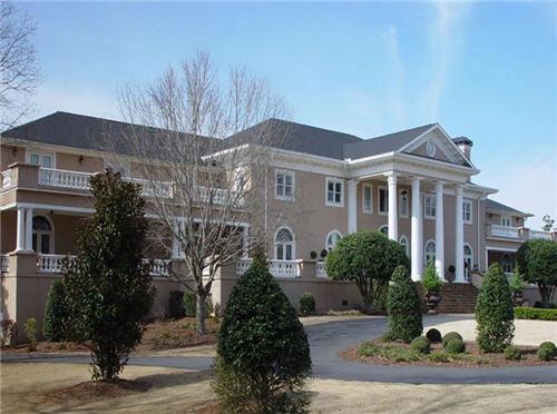 $6.9 Million Villa del Lago in Atlanta, Georgia