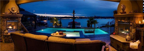 $8.9 Million Waterfront Estate in Mercer Island, Washington
