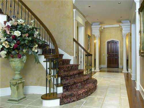 Front Door Staircase