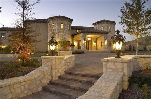 Calabasas Celebrity Home for Sale - YouTube