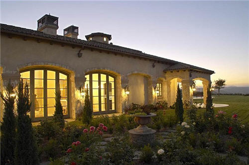 $9.9 Million French Chateau in Calabasas, California