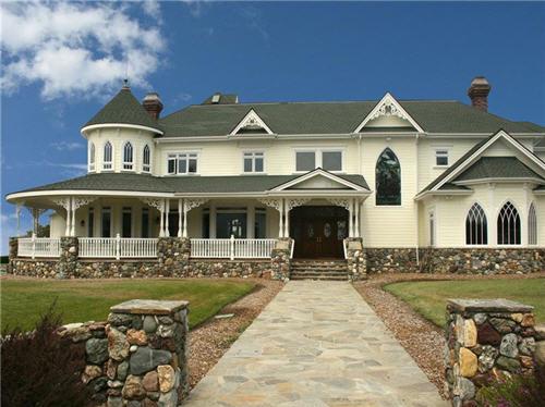 $9.9 Million Leffingwell Victorian Ranch Estate in Cambria, California