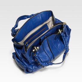 Chloé New Heloise Bowler Bag
