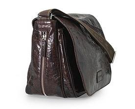 Men's Etro Leather Shoulder Bag