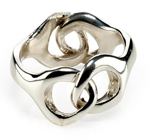 Men's Infinity Ring by Maison Martin Margiela