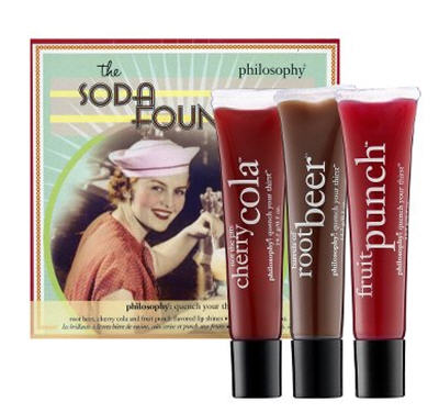 Philosophy Soda Fountain Lip Set