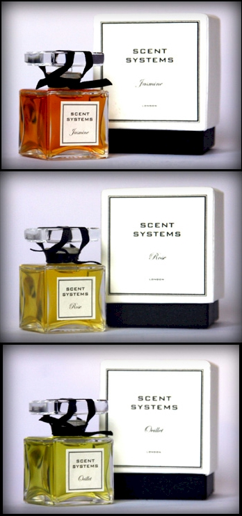 Scent Systems: Luxurious And Entirely Natural Perfumes