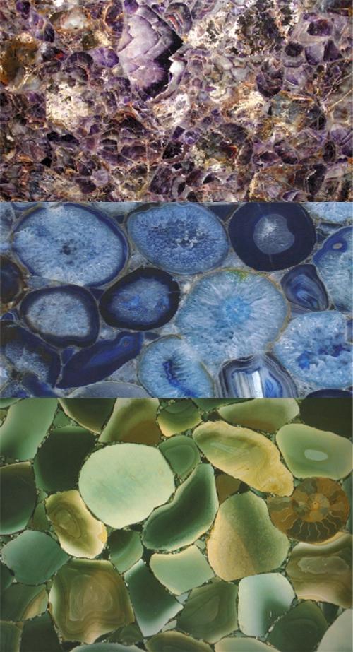 Stone Mart Gemstone and Semi Precious Stone Slabs