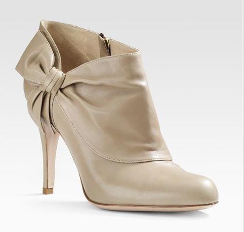 Valentino Mena Ankle Booties