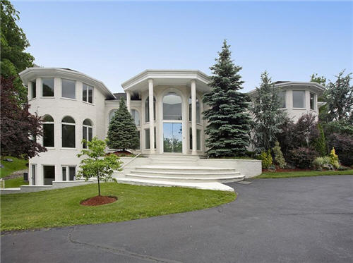 $5.4 Million Spectacular Contemporary Mansion in Cresskill, New Jersey
