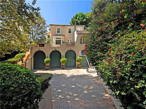 Estate of the day 7 3 million former home of joan for Estate jewelry los angeles