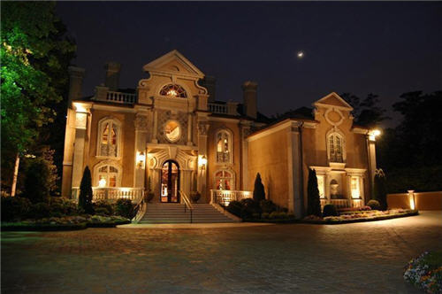 $7.9 Million Home of Kenny Rogers in Atlanta, Georgia