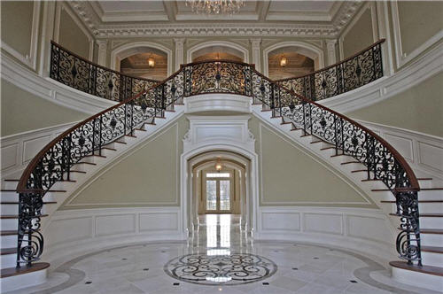 Estate Of The Day 8 4 Million Brick Manor In Stony Point