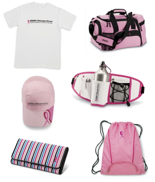 BMW Pink Ribbon Collection