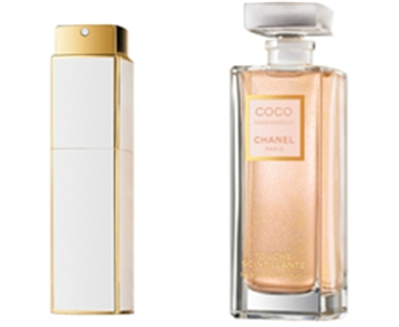 Coco Mademoiselle Limited Edition Shimmering Touch & EAU DE PARFUM TWIST and SPRAY