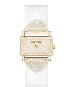 Louis Vuitton Emprise Paved Watch