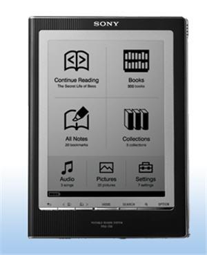 Sony PRS-700  Reader Digital Book