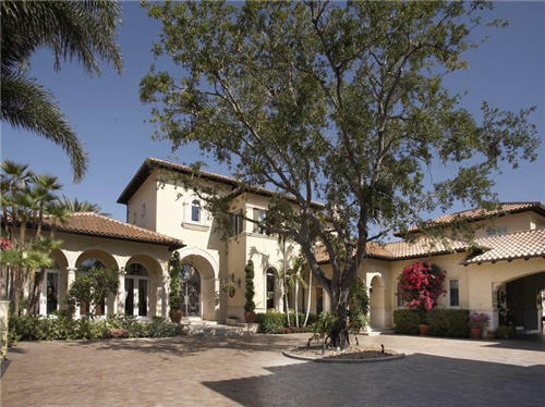 $13.5 Million Mediterranean Villa in Fort Lauderdale, Florida