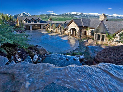 Estate of the day 16 5 million starwood luxury estate in for Most expensive homes in colorado