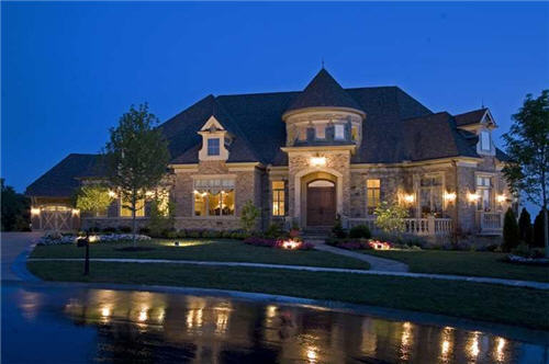$2.3 Million Exquisite Estate in Deerfield Township, Ohio