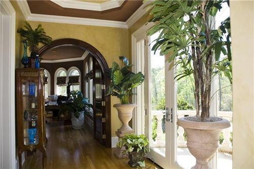 $3.3 Million Private Mediterranean Estate in Atlanta, Georgia
