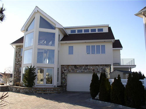 $3.7 Magnificent Waterfront Contemporary in Manasquan, New Jersey