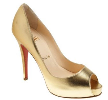 Christian Louboutin Very Prive