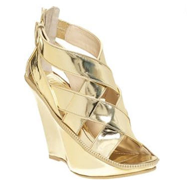 Givenchy Woven Wedge