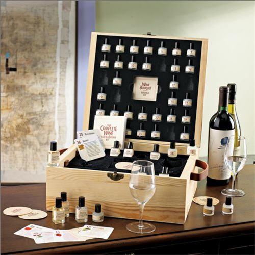 Wine Enthusiast Wine Tasting & Aroma Kit