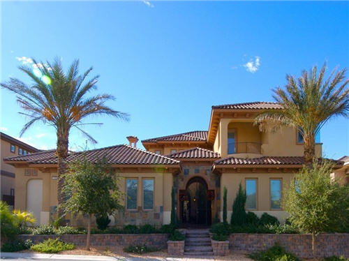 $1.2 Million Private Custom Home in Henderson, Nevada