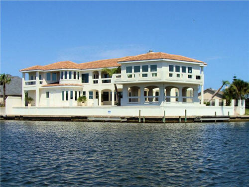 $1.8 Million Contemporary Island Paradise in Corpus Christi, Texas