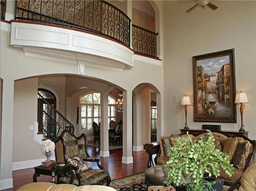 $1.9 Million Grand Estate Built on 3 Lots in Calhoun, Georgia