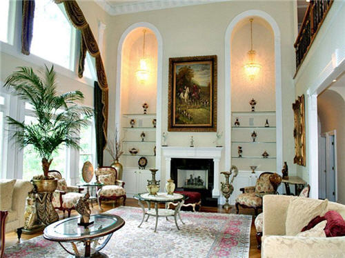 $1.9 Million Grand Estate in Atlanta, Georgia