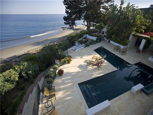 $29.9 Million Montecito Beachfront Masterpiece in Santa Barbara, California
