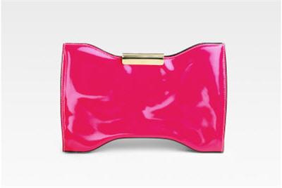 Alexander McQueen Squeeze It Clutch