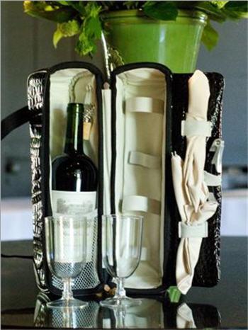 Toss Sonoma Wine Tote