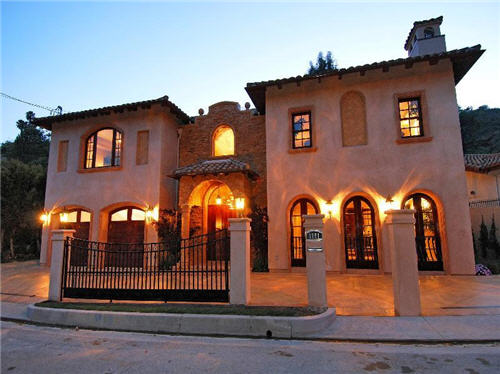 estate of the day 3 7 million new brentwood home in los angeles california