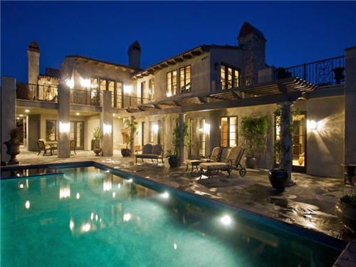 Estate Of The Day 5 5 Million French Chateau In Malibu