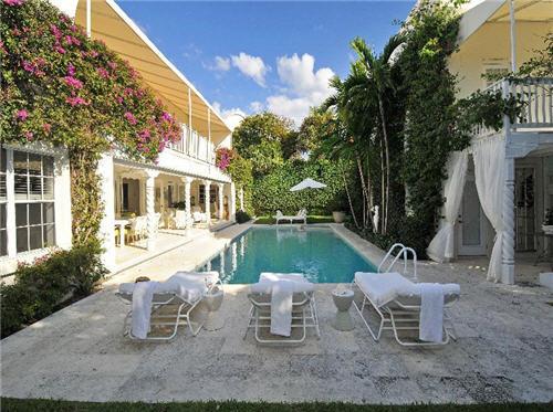 Palm Beach Florida Houses Beach House In Palm Beach
