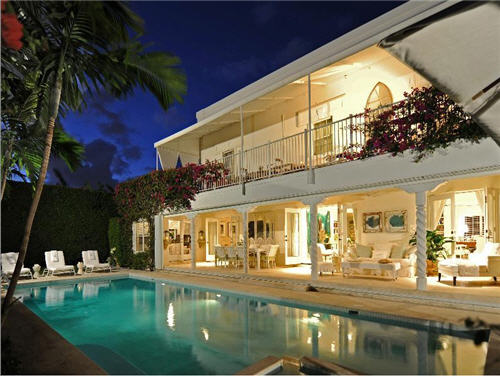 Estate of the day 5 75 million charming beach house in palm beach florida