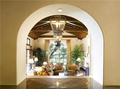 $13.2 Million European Estate in Montecito, California
