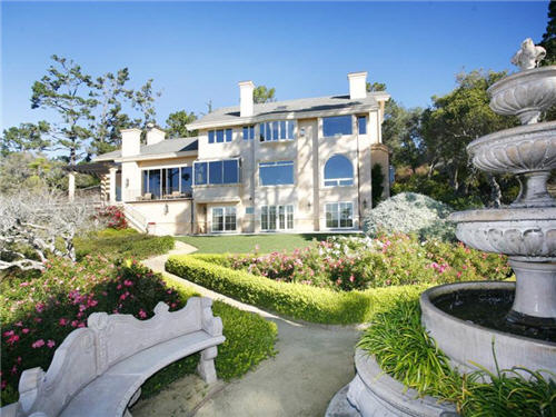 $14.9 Million Magnificent Mansion in Pebble Beach, California