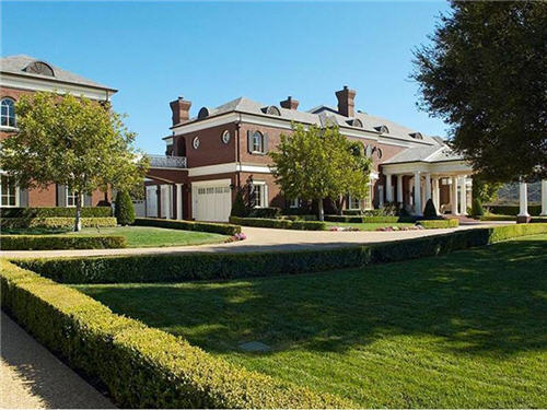 $16.5 Million Country Club Mansion in Thousand Oaks, California