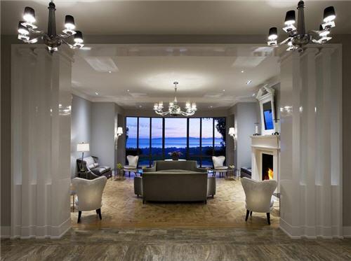 $28.5 Million Elegant Architectural Masterpiece in Santa Barbara, California