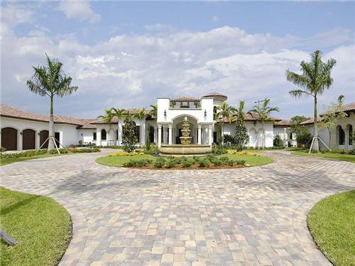 $4.6 Million Magnificent Mansion in Delray Beach, Florida